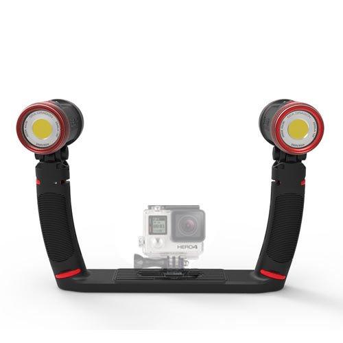Комплект водолазно фото-видео осветление SEA DRAGON 2500 DUO SET – SeaLife