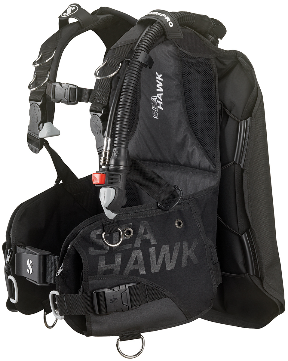 Водолазна жилетка тип крило SEAHAWK 2 - Scubapro