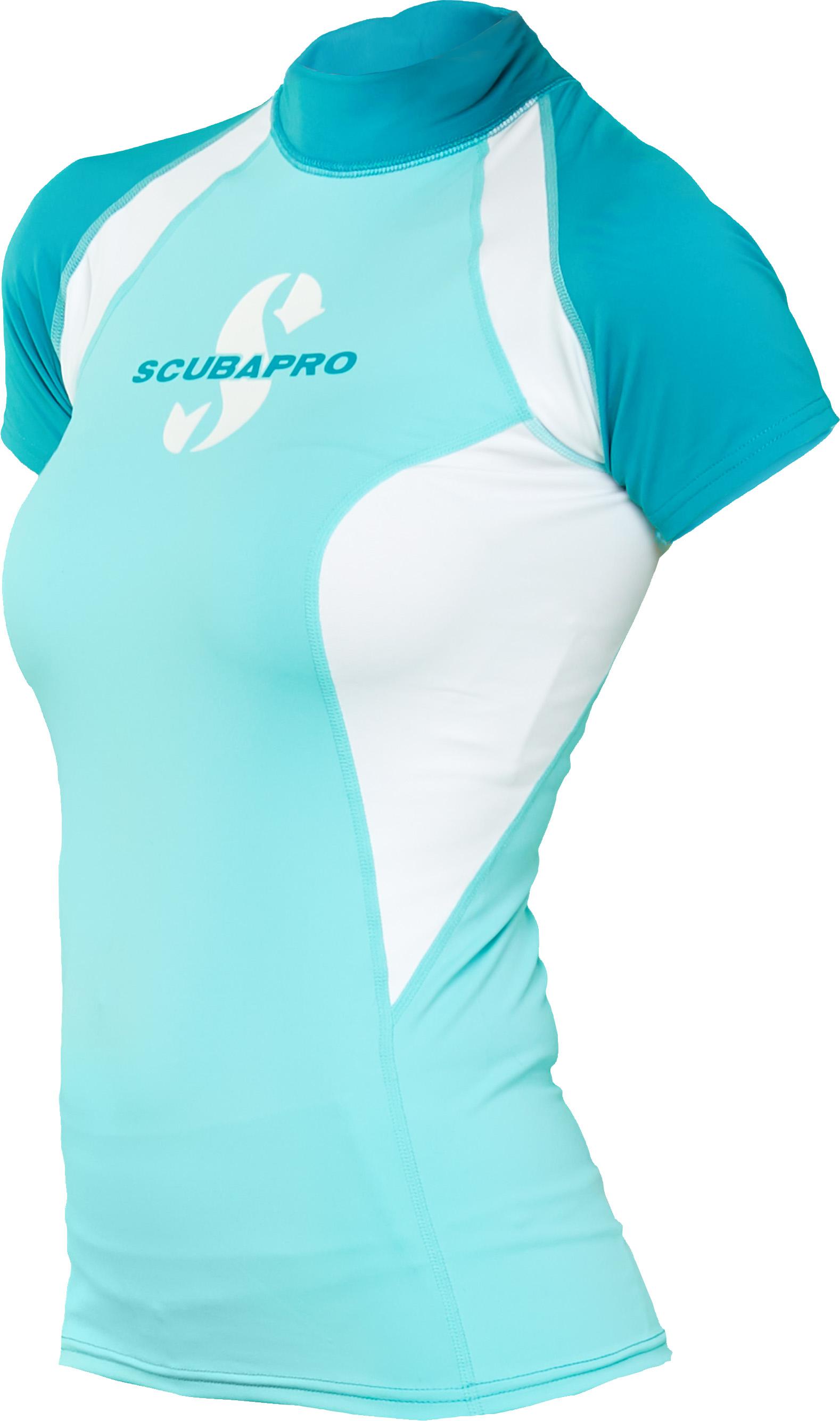 Дамска ликра с UV защита T-FLEX CARIBBEAN SS Lady – Scubapro