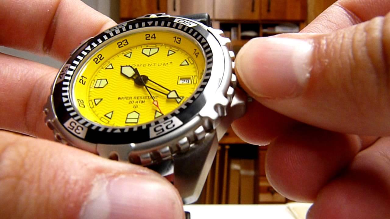 Водолазен часовник M1 - Momentum