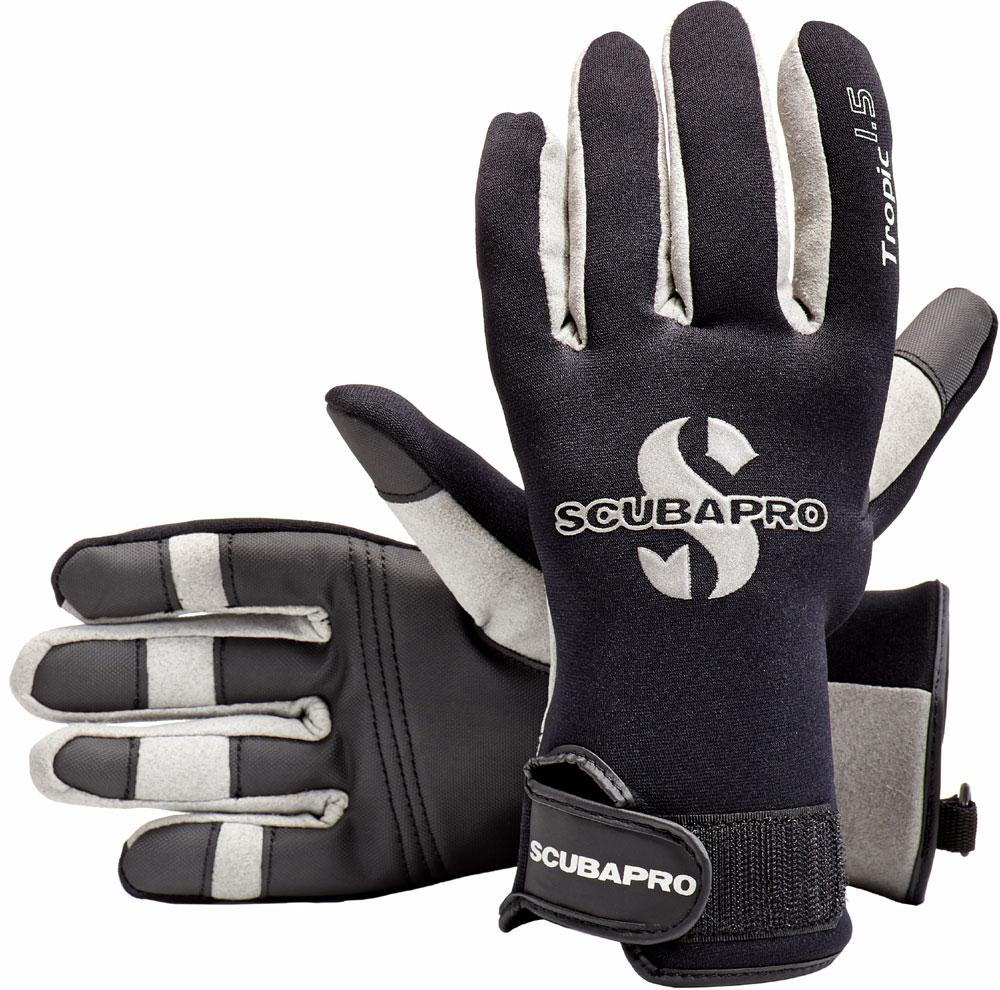 Водолазни ръкавици TROPIC 1,5 мм - Scubapro