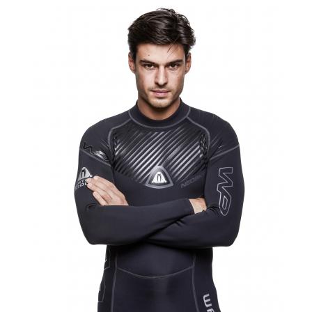 Мъжки неопренов водолазен костюм NEOSKIN Man 1 мм - Waterproof