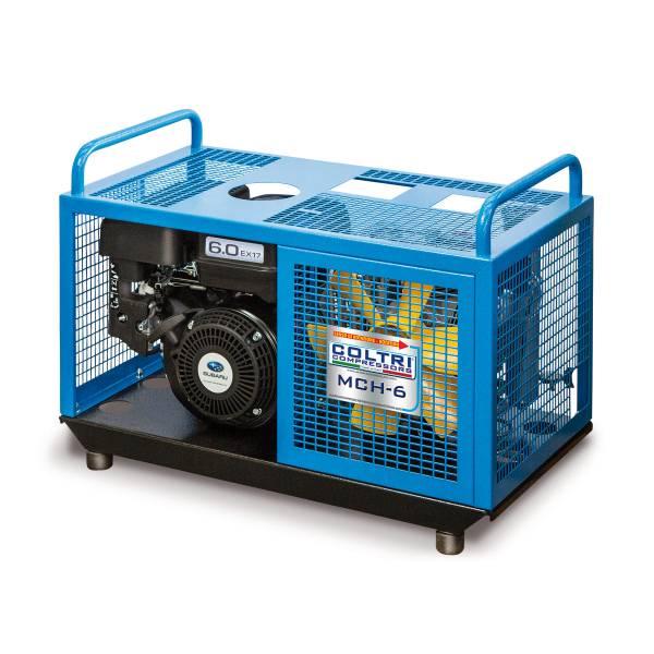 Бензинов портативен водолазен компресор MCH 6 SR COMPACT 232/300 бара / SUBARU – Coltri