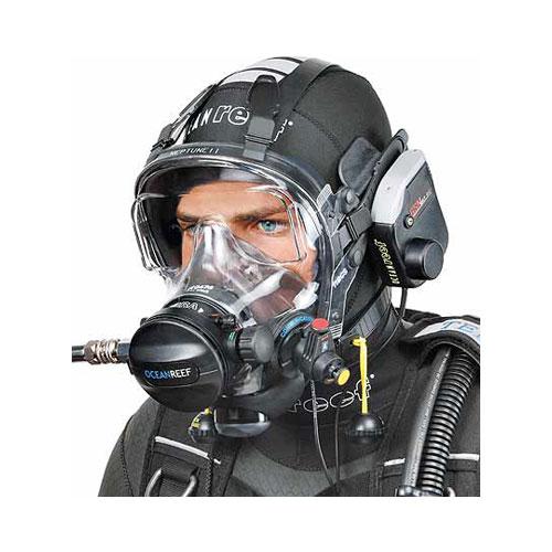 Професионална подводна комуникационна система ALPHA PRO X DIVERS – Ocean Reef
