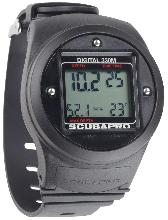 Водолазен дигитален дълбокомер DIGITAL 330 - Scubapro