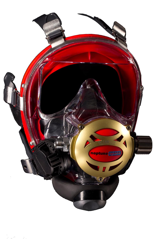 Целолицева водолазна маска IRON – Ocean Reef