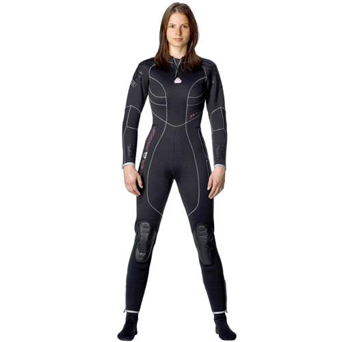 Водолазен костюм W3 Lady 3,5 мм - Waterproof