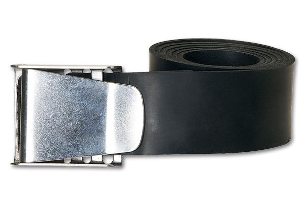 Гумен колан за подводен риболов с катарама от INOX – Sigalsub