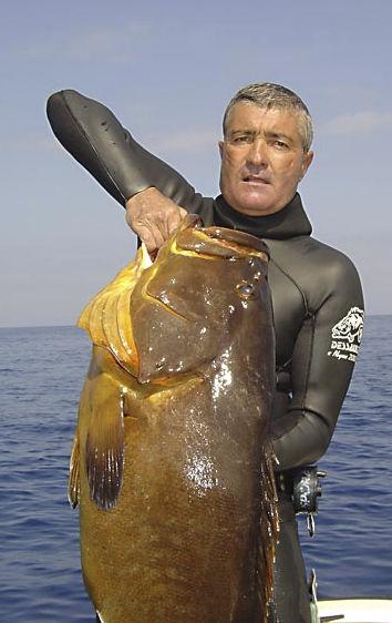 Костюм за подводен риболов Abyss15 / 7,5 мм - H.Dessault