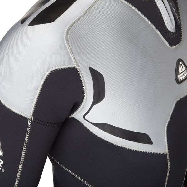Мъжки неопренов водолазен костюм W4 Man 7 мм - Waterproof