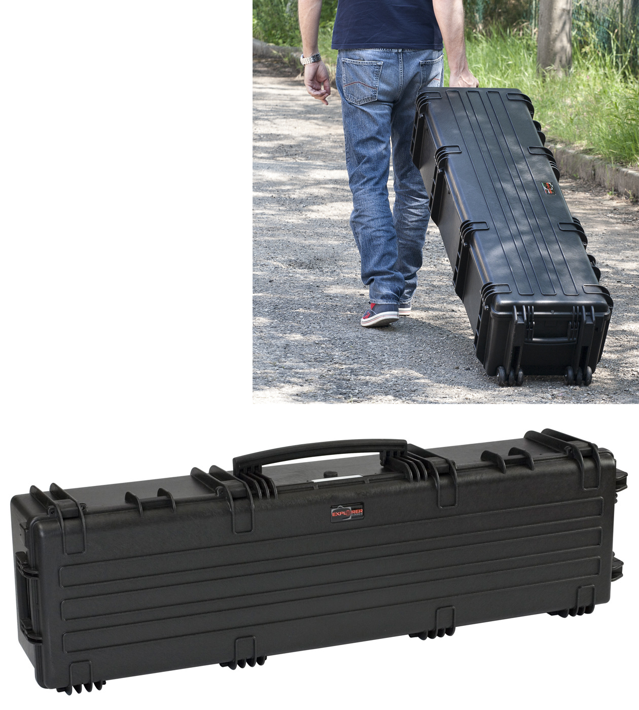 Куфар за експедиции 13527.B.E - Explorer cases