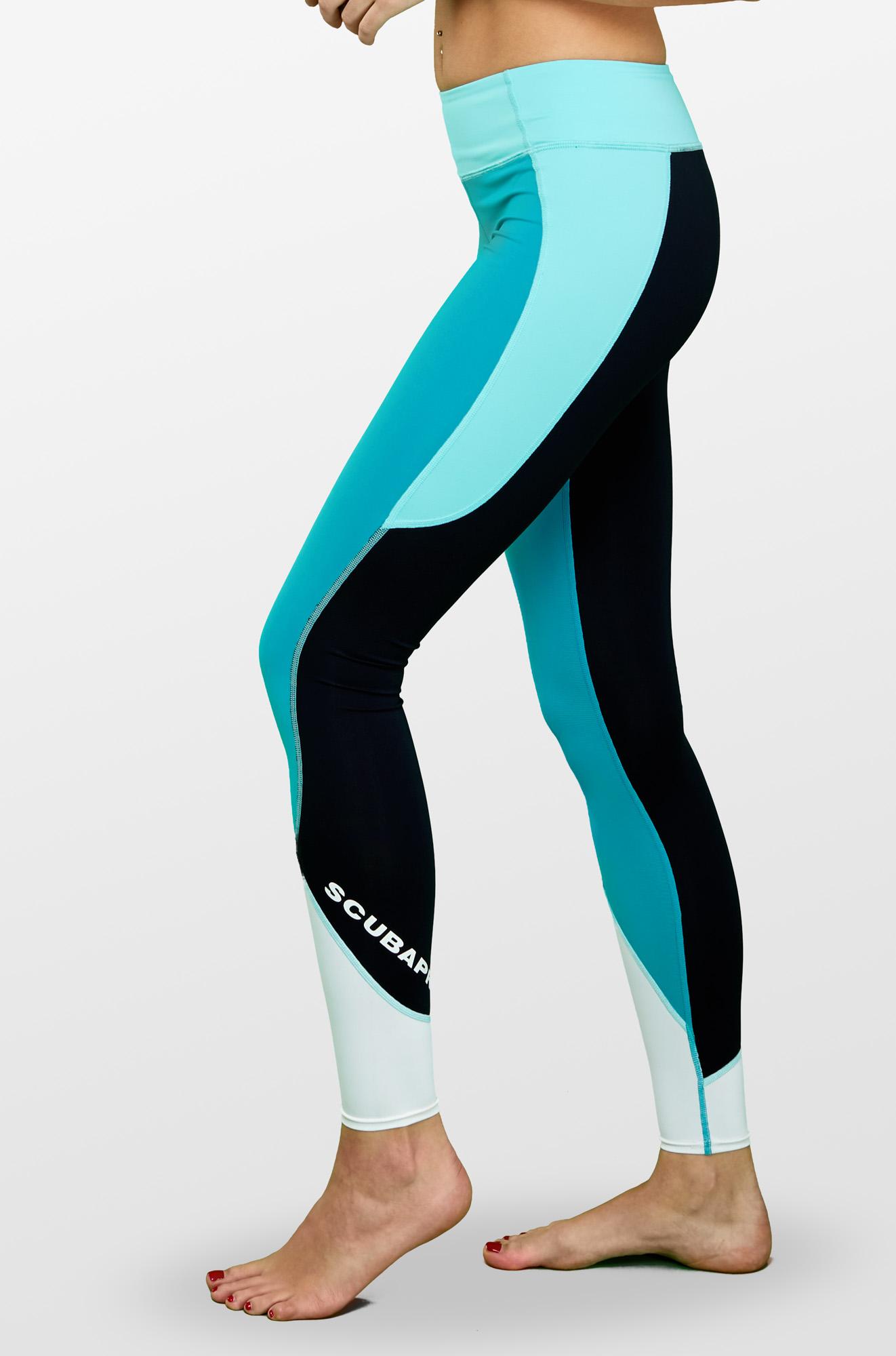 Дамска ликра с UV защита T-FLEX LEGGING CARIBBEAN Lady - Scubapro