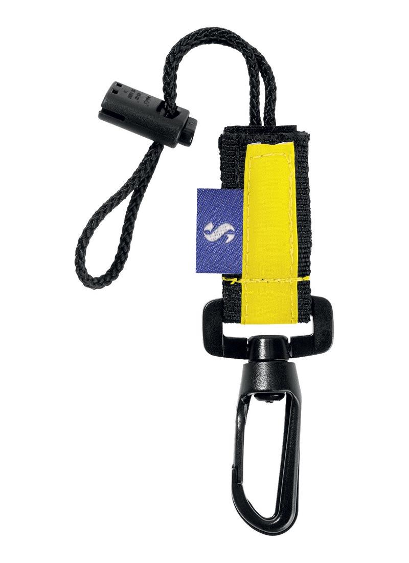 Държач за резервен водолазен регулатор OCTOPUS HOLDER Velcro - Scubapro