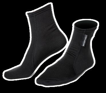 Термо чорапи BODYTEC SOCK Single Layer Fleece - Waterproof