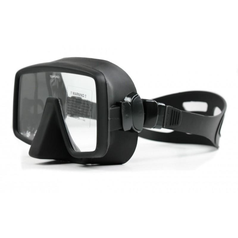 Водолазна маска FRAMELESS CLASSIC Mat - Tecline