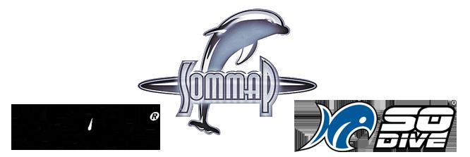 Харпун за подводен риболов SPORTLINE 100 см - Sommap