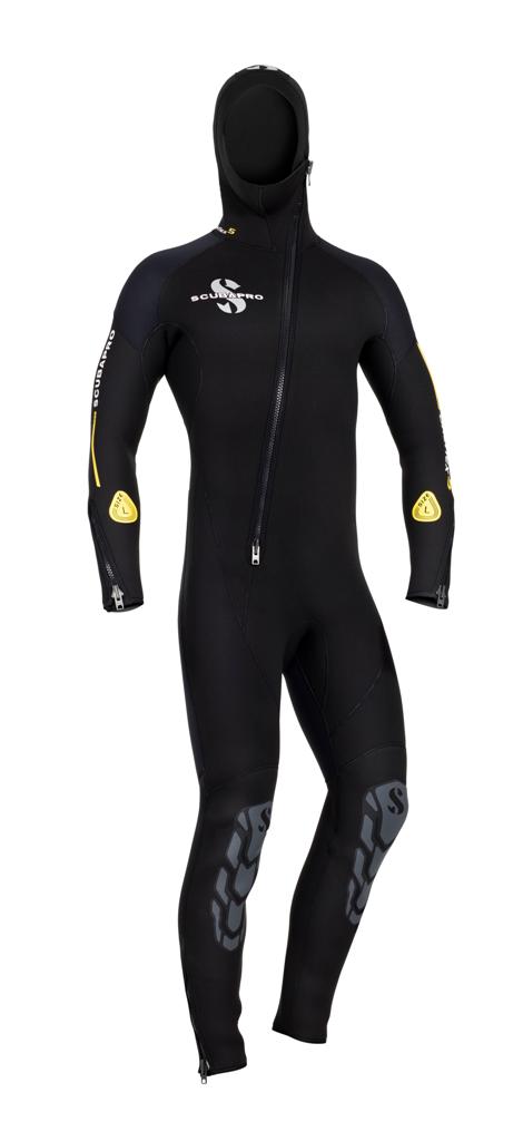 Мъжки водолазен неопренов костюм ONEFLEX HOODED Men 7 мм - Scubapro