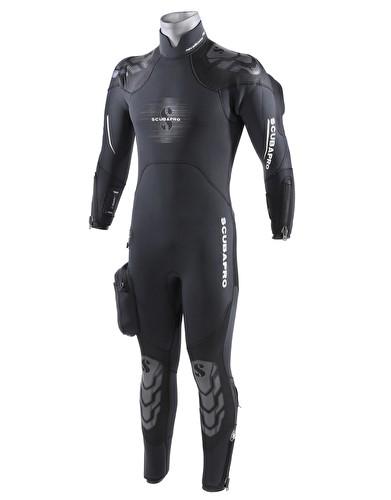 Полусух водолазен костюм NOVA SCOTIA 7,5 мм Mаn - Scubapro
