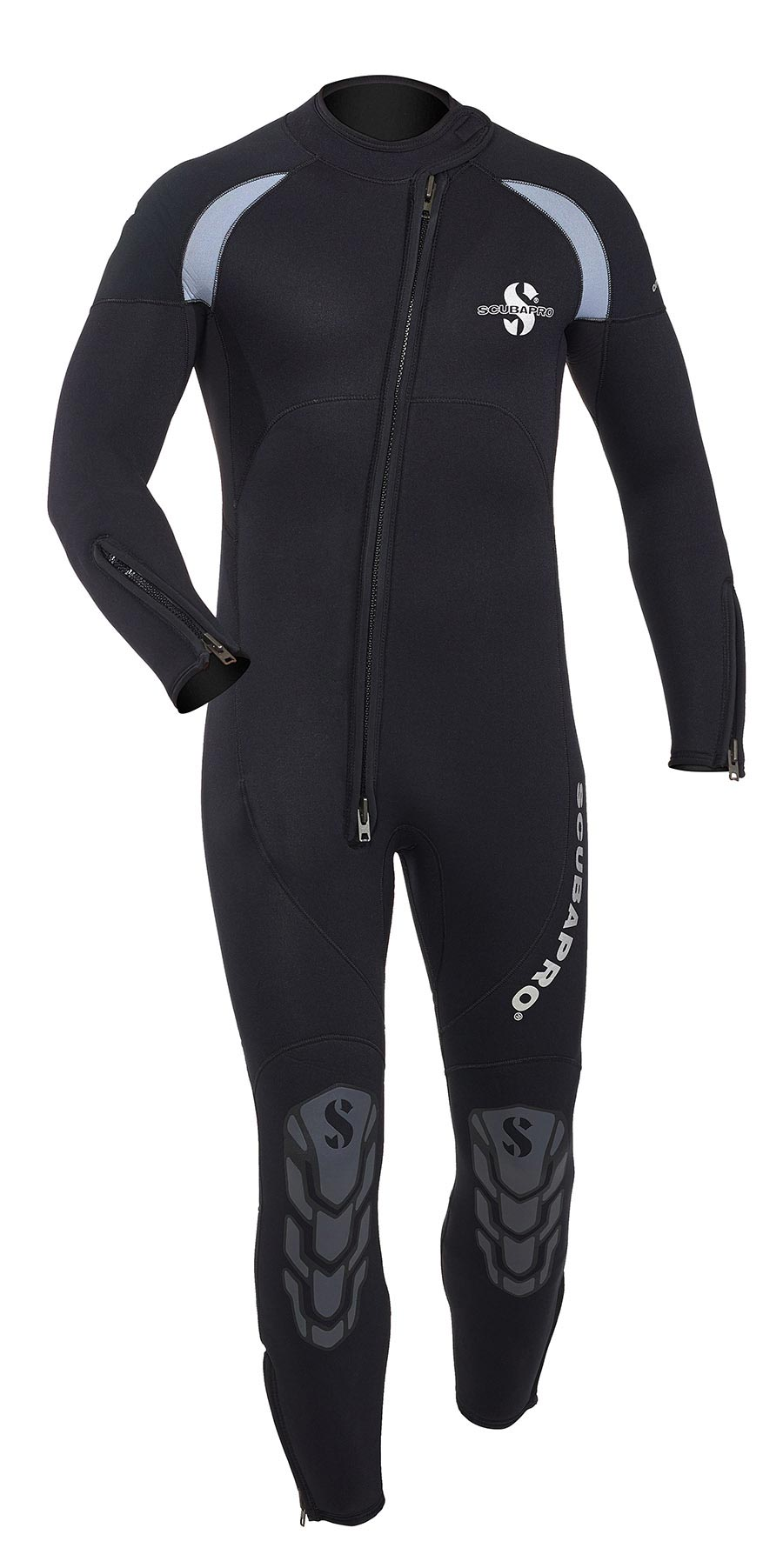 Мъжки неопренов водолазен костюм ONEFLEX Fron Zip Man 5 мм - Scubapro