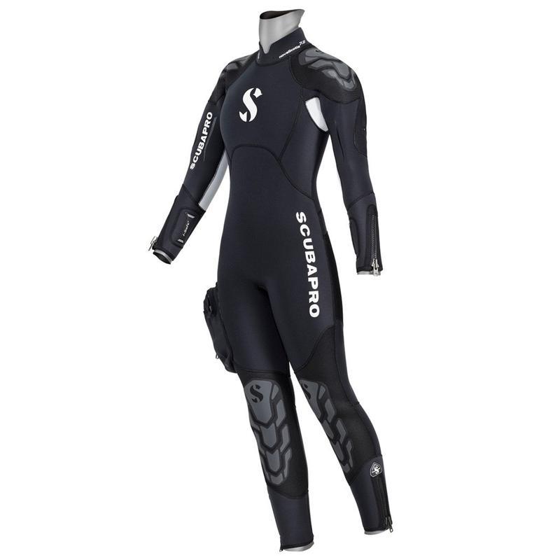 Полусух водолазен костюм NOVA SCOTIA 7,5 мм Lady - Scubapro