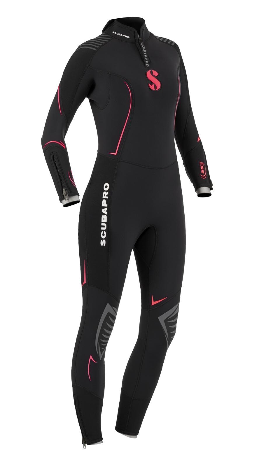 Дамски неопренов водолазен костюм DEFINITION Lady 6,5 мм - Scubapro