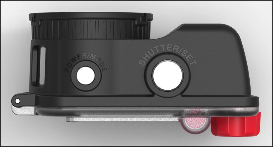 Компактна подводна екшън фото-видео камера REEFMASTER RM-4K - SeaLife