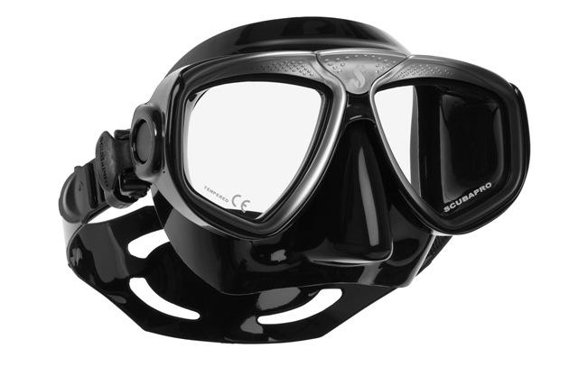 Водолазна маска с възможност за диоптрични стъкла ZOOM EVO - Scubapro