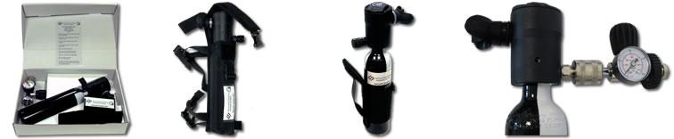Водолазна спасителна бутилка EXTRAIR 0,5 л - Sano