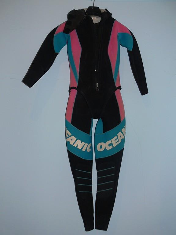 Неопренов костюм Oceanic 5мм - дамски