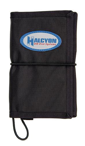 Водоустйчив тефтер за писане - Halcyon