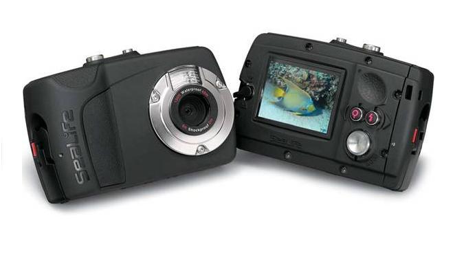 Водолазен фотоапарат Mini 2 - SeaLife