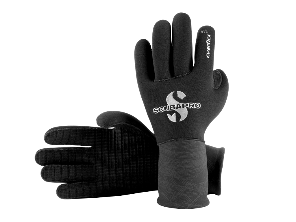 Водолазни неопренови ръкавици EVERFLEX 3 мм - Scubapro