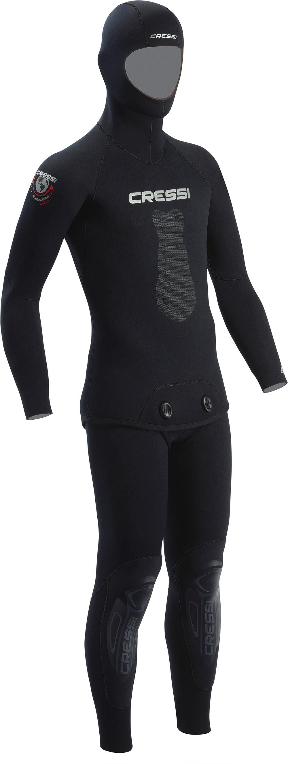 Неопренов костюм за подводен риболов Apnea 5 мм - Cressi