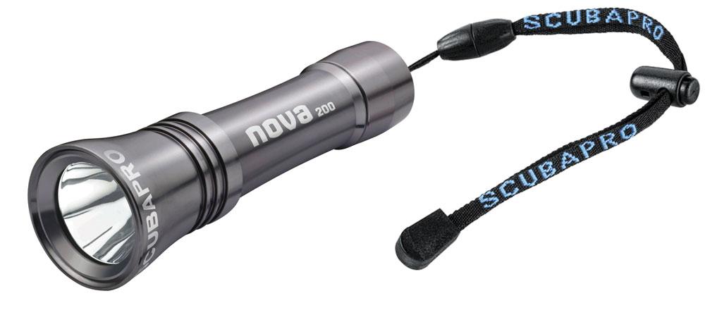 Водолазен фенер NOVA LIGHT 200 - Scubapro