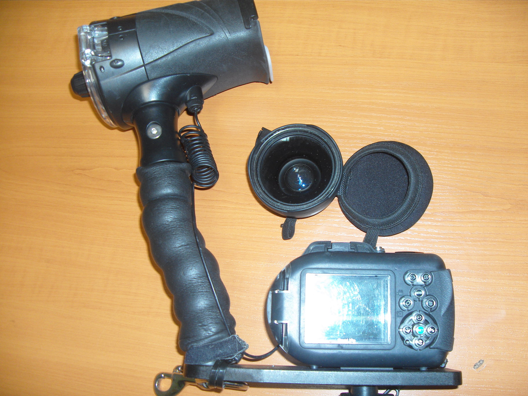 Водолазен фотоапарат DC1200 - SeaLife