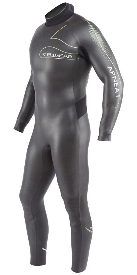 Мъжки неопренов костюм Apnea 1 - 5/4мм. - Subgear