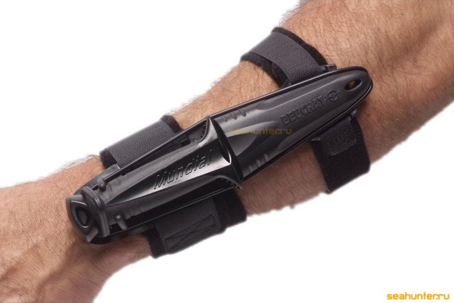 Водолазен нож Mini Mundial - Beuchat