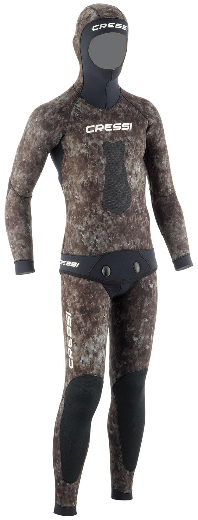 Неопренов костюм за подводен риболов Tracina 5 мм - Cressi