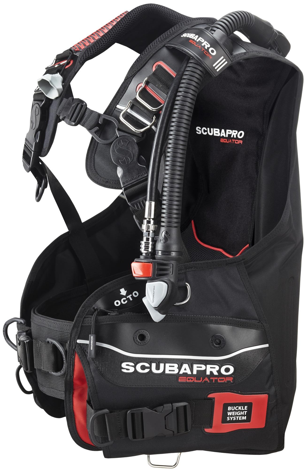 Водолазна жилетка EQUATOR - Scubapro