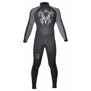 Мъжки водолазен неопренов костюм Uomo 3mm - Bestdivers