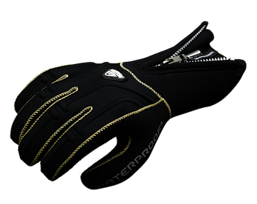 Водолазни неопренови ръкавици с Кевлар G1 ARAMID 5 мм - Waterproof