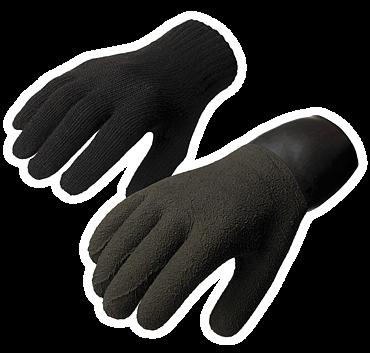 Водолазни ръкавици Latex Dry Glove HD - Waterproof