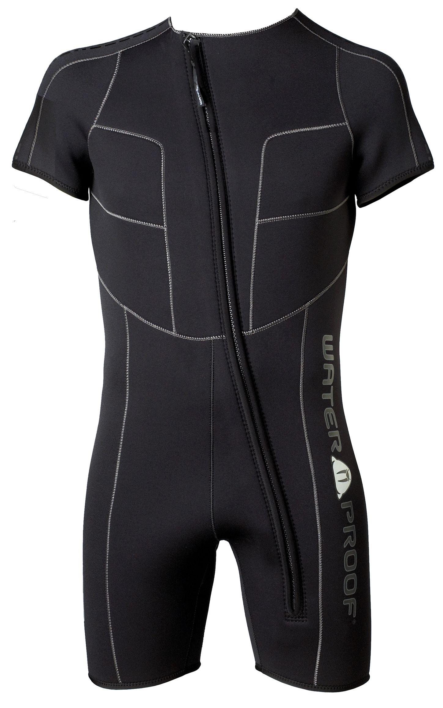 Дамски неопренов водолаен костюм W-SERIES OVERVEST Lady 5 мм - Waterproof