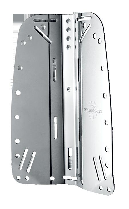 Бекплейт от неръждаема стомана - Scubapro